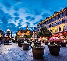 Place Jacques Cartier by Michael Vesia