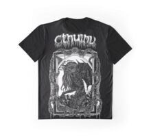 Cthulhu Has Risen Graphic T-Shirt