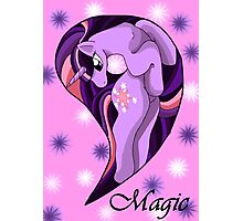 Matagama Bead Twilight Sparkle Photographic Print