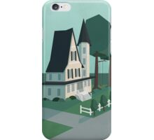 Steeple House iPhone Case/Skin