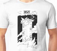 XVI - The Tower Unisex T-Shirt