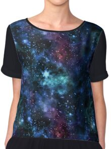 Stars and Galaxies Chiffon Top
