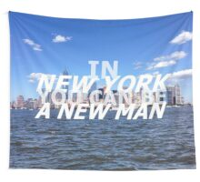 The Greatest City In The World Wall Tapestry
