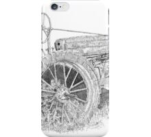 Junked Johnny iPhone Case/Skin
