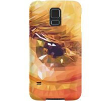Am I a Good Man? - Orange  Samsung Galaxy Case/Skin