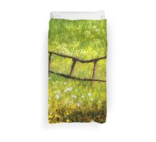 Summer in the Countryside Duvet Cover
