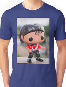 MJ Red Jacket Unisex T-Shirt