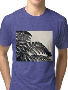 Palm Fan Tri-blend T-Shirt
