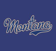 Montana Script  Blue by USAswagg