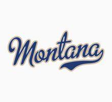 Montana Script  Blue Kids Clothes