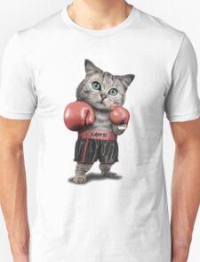 BOXING CAT Unisex T-Shirt