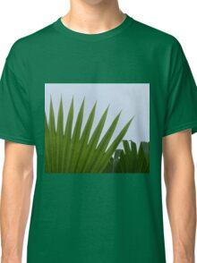 Tropical Palm Fan Classic T-Shirt