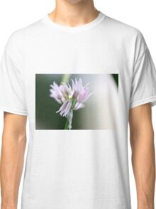 Chive Flower Classic T-Shirt