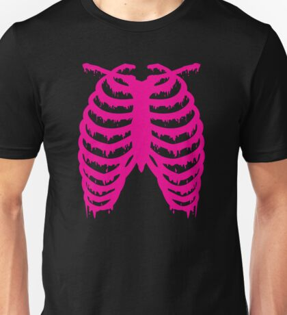 Melty Ribcage Unisex T-Shirt