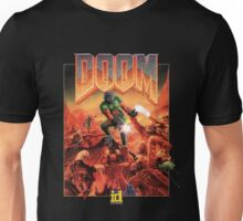 DOOM CLASSIC COVER Unisex T-Shirt