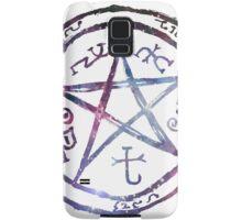 Galaxy Devil's Trap Samsung Galaxy Case/Skin
