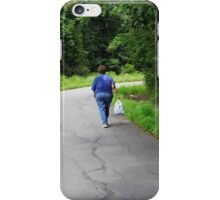 The Recycler iPhone Case/Skin