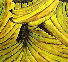 More Bananas by WhiteDove Studio kj gordon