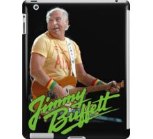 MIC01 Jimmy Buffett and the Coral Reefer Band TOUR 2016 iPad Case/Skin