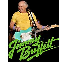 MIC02 Jimmy Buffett and the Coral Reefer Band TOUR 2016 Photographic Print