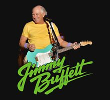 MIC02 Jimmy Buffett and the Coral Reefer Band TOUR 2016 Unisex T-Shirt