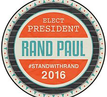 Vote Rand Paul 2016 by morningdance