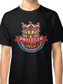 Wrestle Circus Logo Classic T-Shirt