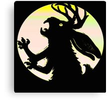 """""""The Call of The Jackalope"""" Canvas Print"""