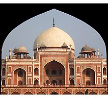 Humayun's tomb, Delhi, India Photographic Print