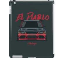 El Diablo (Evo IX) iPad Case/Skin