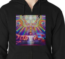 The D33MST3R Zipped Hoodie