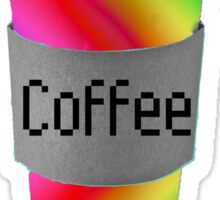 Insert Coffee  Sticker