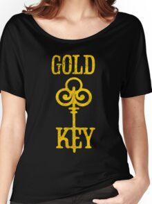 Gold Key Comics Retro Logo Women's Relaxed Fit T-Shirt