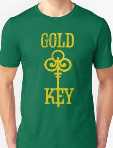 Gold Key Comics Retro Logo Unisex T-Shirt