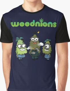 Stoned Weednions Graphic T-Shirt
