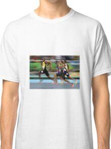 Usain Bolt Gold Classic T-Shirt
