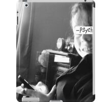 little psycho freak iPad Case/Skin