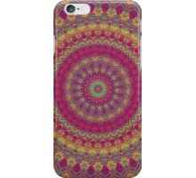 Mandala 76 iPhone Case/Skin