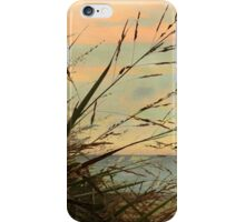 A Musical Sunset  iPhone Case/Skin