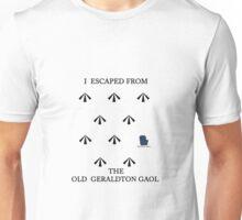 OLD GERALDTON GAOL  Unisex T-Shirt
