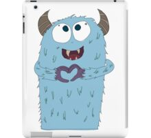 Alfred the Monster iPad Case/Skin