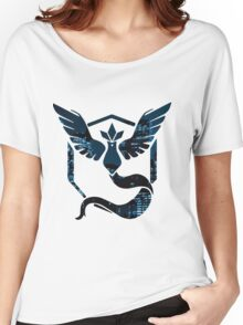Team Mystic City Lights Women's Relaxed Fit T-Shirt