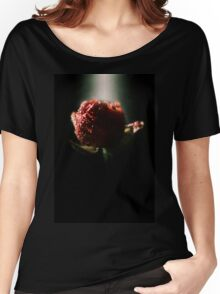 Spring time bloom, with lighting affects  Women's Relaxed Fit T-Shirt