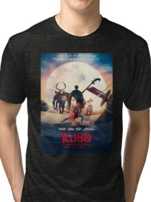 kubo and the two strings Tri-blend T-Shirt