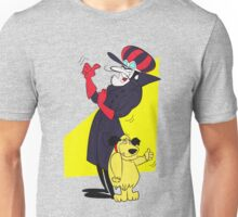 Dastardly and Muttley Happy as Always Unisex T-Shirt