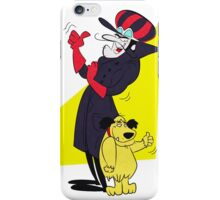 Dastardly and Muttley Happy as Always iPhone Case/Skin
