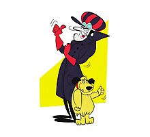 Dastardly and Muttley Happy as Always Photographic Print