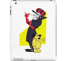 Dastardly and Muttley Happy as Always iPad Case/Skin