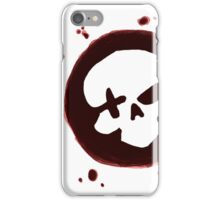 Deadeye Splatter iPhone Case/Skin