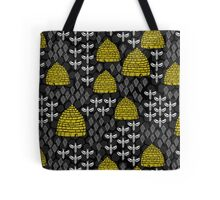 Bees and Hives by Andrea Lauren Tote Bag